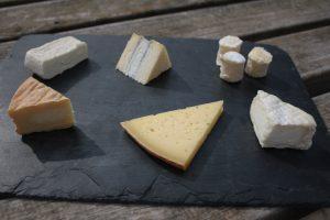 Ardoise à fromages